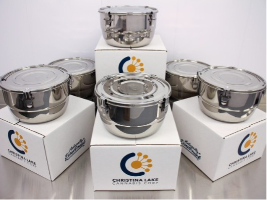 """After its inaugural growing season, Christina Lake Cannabis has made its first sale for a commercial quantity of distillate oil in the amount of CAD $129,000. The Purchaser is an established industry player in several cannabis categories to include vaping, which is one of many potential applications for distillate oils.</em></figcaption></figure> <!-- /wp:image -->"""" class=""""wp-image-32465""""/><figcaption><em>After its inaugural growing season, Christina Lake Cannabis has made its first sale for a commercial quantity of distillate oil in the amount of CAD $129,000. The Purchaser is an established industry player in several cannabis categories to include vaping, which is one of many potential applications for distillate oils."""